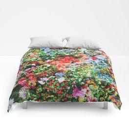 Floral V4 Comforters