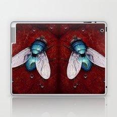 Green Bottle fly Laptop & iPad Skin