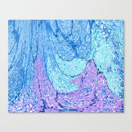 501 - Abstract Design Canvas Print