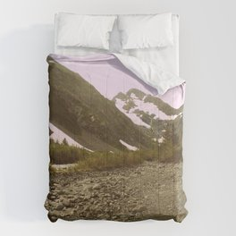 To the Mountains we go | Photography Comforters