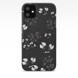 Inverted pattern iPhone Case