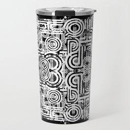 Disorganized Speech #8 Travel Mug