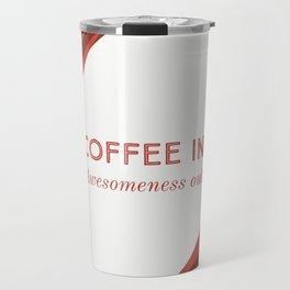 Fuel of The Masses Travel Mug