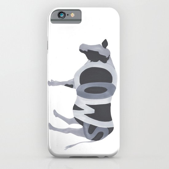 Cows Typography iPhone & iPod Case