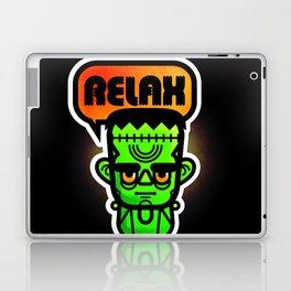 Frankie Says Relax Laptop & iPad Skin