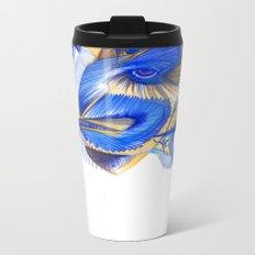 Gerissener Kauz Metal Travel Mug