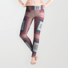 Rectangles Inside Rectangles Leggings