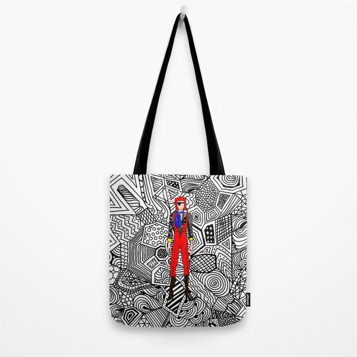 Heroes Fashion 4 Tote Bag