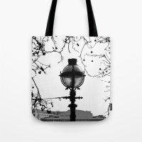 narnia Tote Bags featuring Narnia 02 by Ian Gazzotti