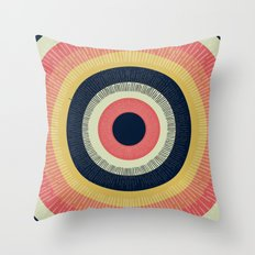 Eye Don't Care Throw Pillow