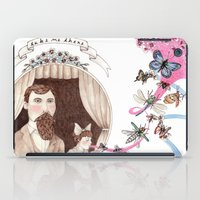 daria iPad Cases featuring Take Me There by Brooke Weeber