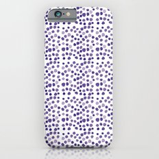 BLUE DOTS iPhone 6s Slim Case