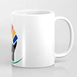 Blax Fist Coffee Mug