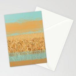 Harvest Landscape Stationery Cards