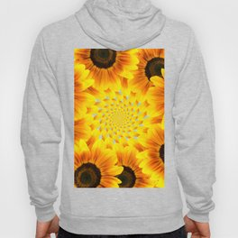 Spinning Sunflowers Hoody