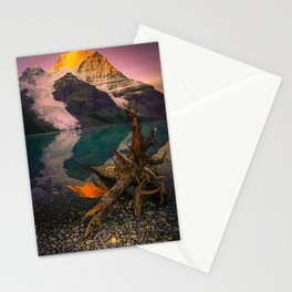 Mount Robson (Fine Art Landscape Photography) Stationery Cards