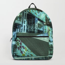 Dubai International Airport Backpack