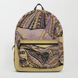 Grunge Ethnic Elephant Backpack