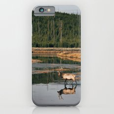 Bull Elk Crossing a River in Yellowstone Slim Case iPhone 6s