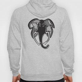 Elephant, redesigned Hoody