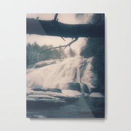 High Falls in Asheville Metal Print