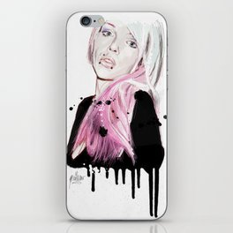 01. ANNA iPhone Skin