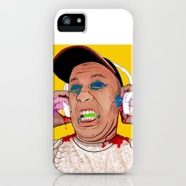 Punctured Ears iPhone Case