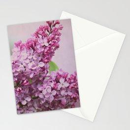 Lilac Florette Stationery Cards