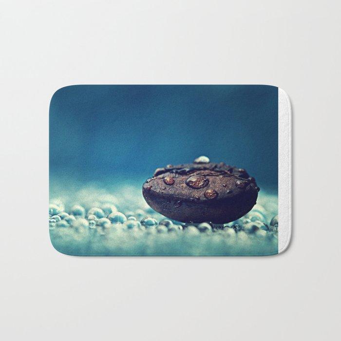 Watery Rock Bath Mat