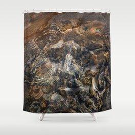 Jupiter & Jupiter Shower Curtain