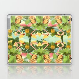 Tropical punch Laptop & iPad Skin