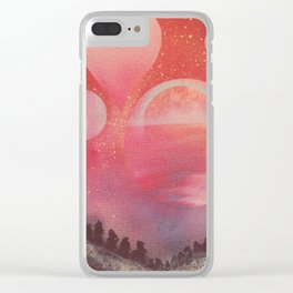 Arielle Edit Clear iPhone Case