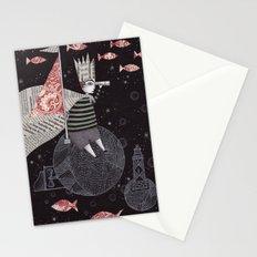 Five Hundred Million Little Bells (3) Stationery Cards