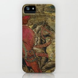 Hunt of Maximilian 3 iPhone Case