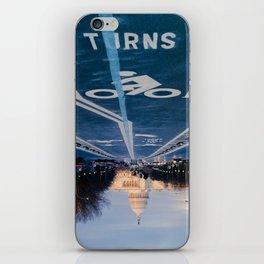 Turns iPhone Skin