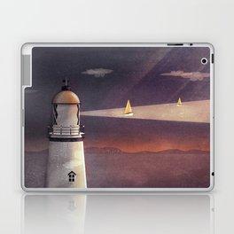 Sea of Light Laptop & iPad Skin