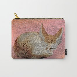 Sleeping fox. Carry-All Pouch
