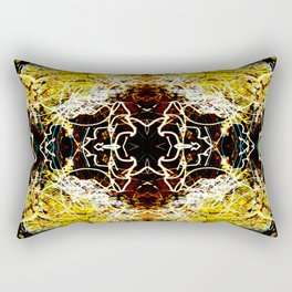 Chaos Tree Kaleidoscope 2 Rectangular Pillow