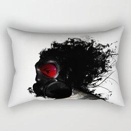 Ghost Warrior Rectangular Pillow