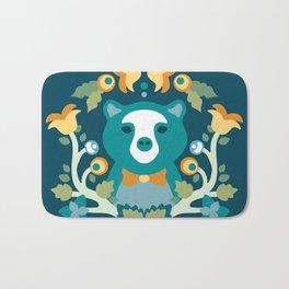 Baltimore Woods Bear Bath Mat
