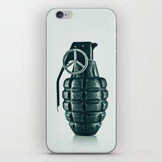 Hello Peace iPhone Skin