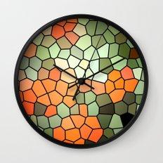 Pattern 6 - Tree Love Wall Clock
