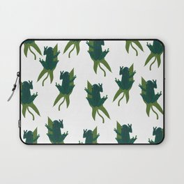 Floating Frog Laptop Sleeve
