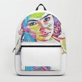 Gal Gadot (Creative Illustration Art) Backpack