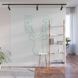 Stay Wild (Ombre) Wall Mural