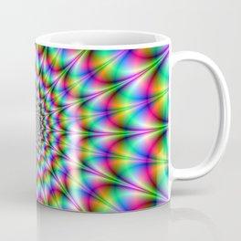 Psychedelic Explosion Coffee Mug