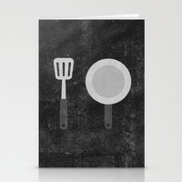 cook Stationery Cards featuring Cook by ElleG