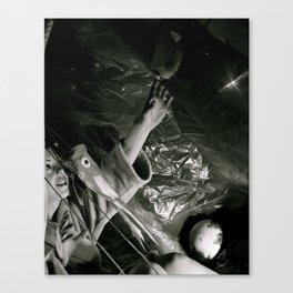 Plastic Reverie Canvas Print