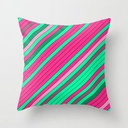Memories of Baba Throw Pillow