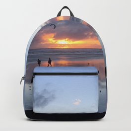 Mirrored Sunset Backpack